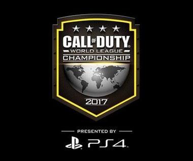 Call of Duty World League (CWL) Championship 2017 prezentowane przez PlayStation 4 zaczynają się już