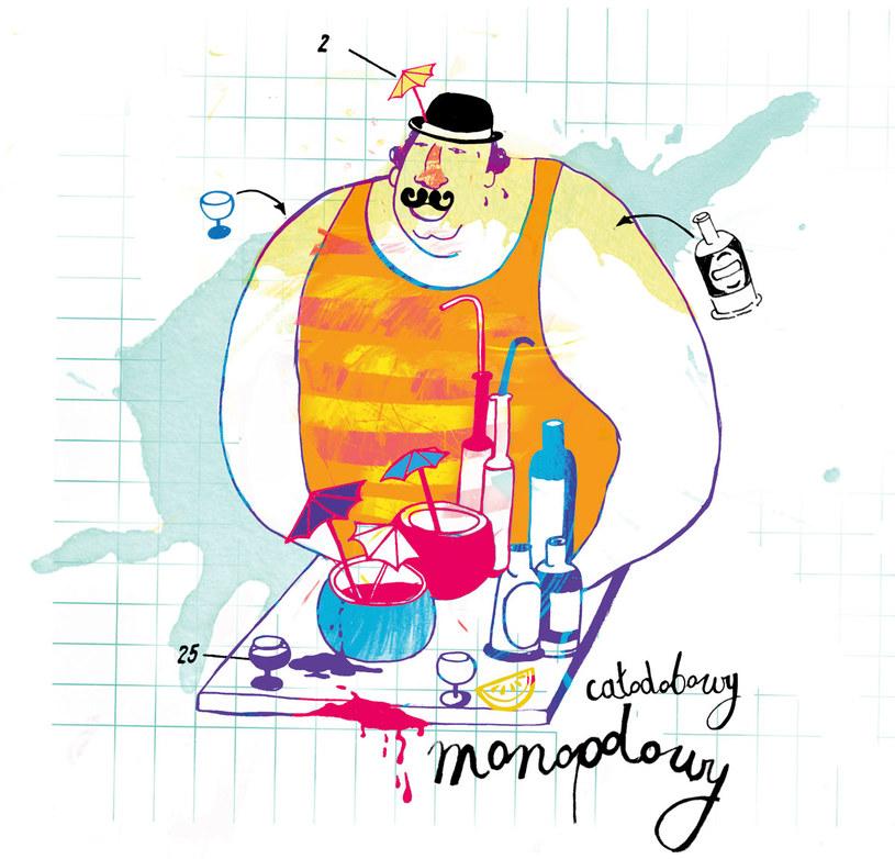 Całodobowy Monopolowy  /Anna Czech /Twój Styl