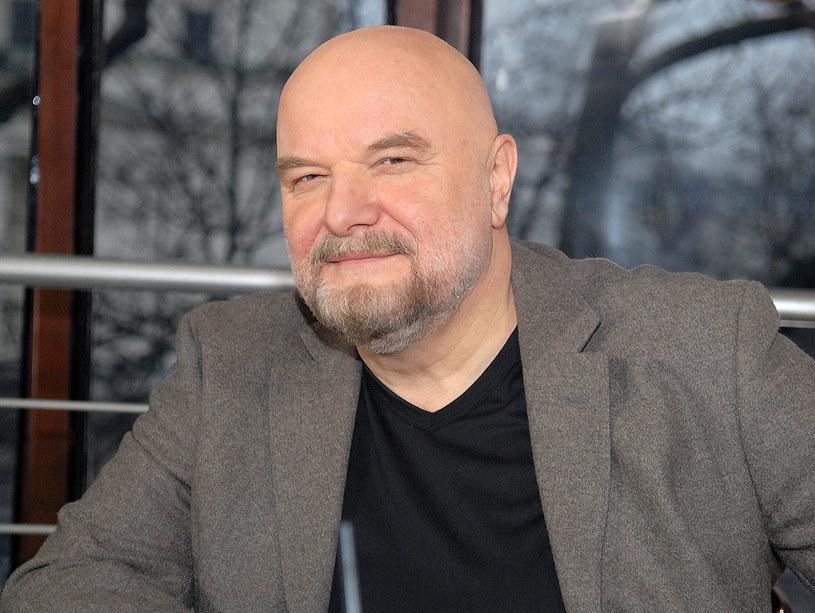 Cały Andrzej Mleczko jest w jego rysunkach  /Marek Ulatowski /MWMedia