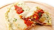 Calzone - pizza w kształcie pieroga