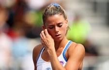 Camila Giorgi niepewna startu w igrzyskach w Rio