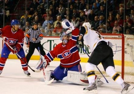 Canadiens - gospodarze Meczu Gwiazd 2009 /AFP