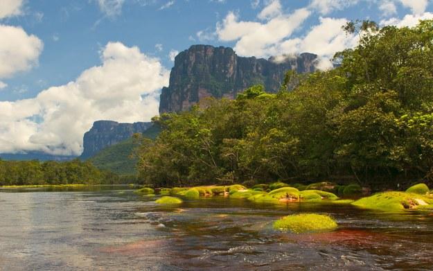 Canaima National Park w Wenezueli /123/RF PICSEL