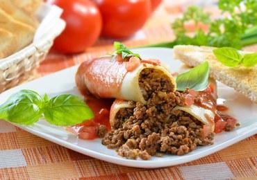 Cannelloni z wołowiną