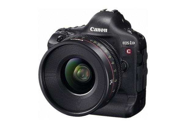 Canon EOS-1D C /materiały prasowe