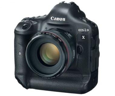 Canon EOS-1D X - profesjonalna lustrzanka w nowej odsłonie