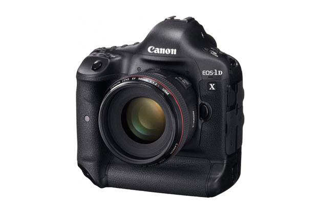 Canon EOS-1D X /materiały prasowe