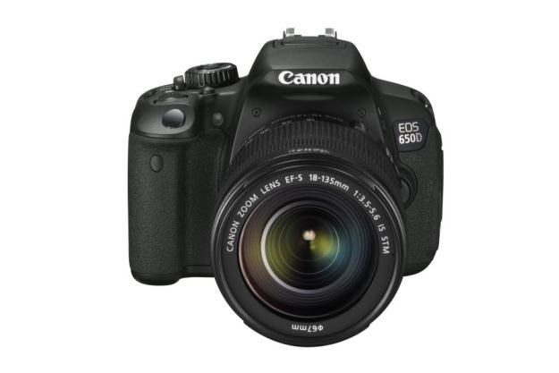 Canon EOS 650D /materiały prasowe