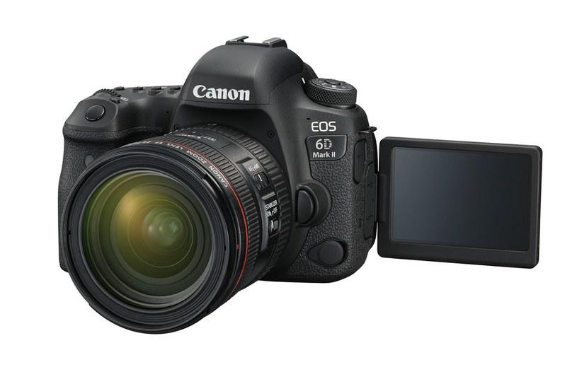 Canon EOS 6D Mark II /materiały prasowe