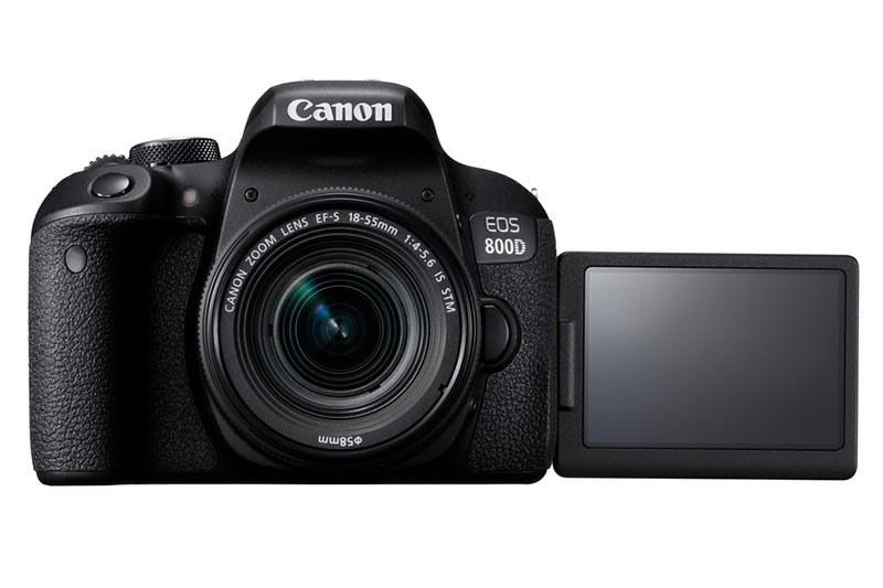 Canon EOS 880D /materiały prasowe