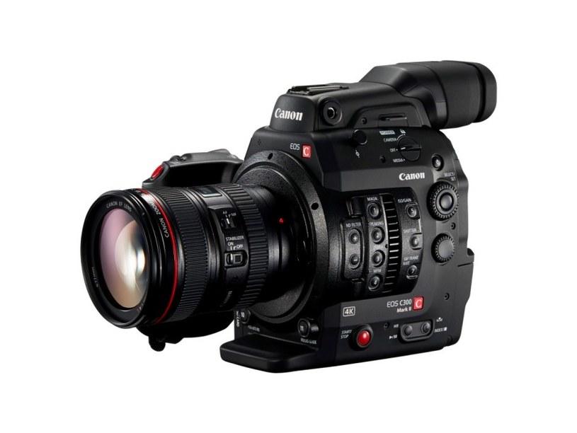 Canon EOS C300 Mark II /materiały prasowe