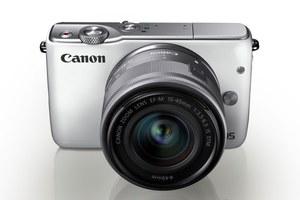 Canon EOS M10 - nowy bezlusterkowiec z nowym obiektywem