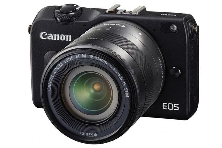 Canon EOS M2 wyposażony został w szybszy autofokus /materiały prasowe