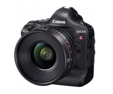 Canon na filmowej ścieżce