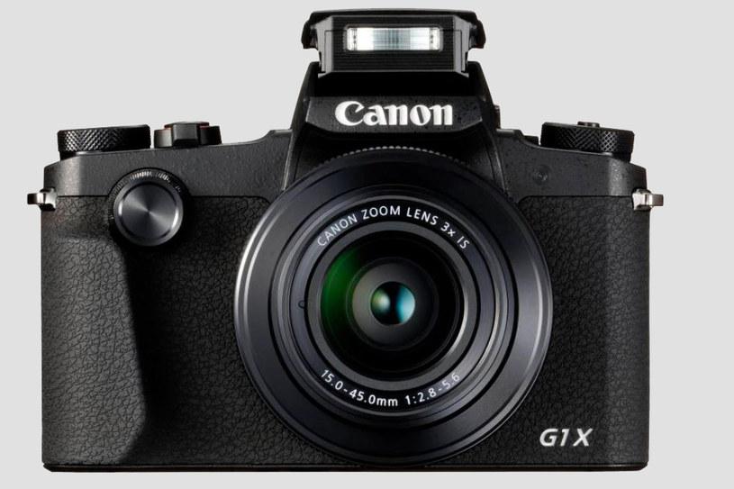Canon PowerShot G1 X Mark III /materiały prasowe