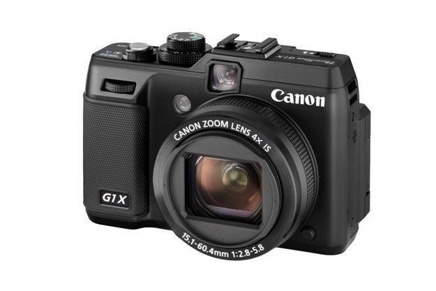 Canon PowerShot G1 X - najlepszy zaawansowany aparat kompaktowy wg. TIPA /materiały prasowe