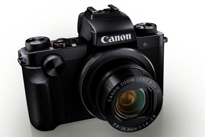 Canon PowerShot G5 X /materiały prasowe