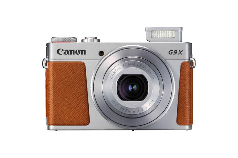 Canon PowerShot G9 X Mark II /materiały prasowe