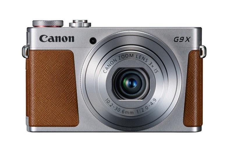 Canon PowerShot G9 X /materiały prasowe