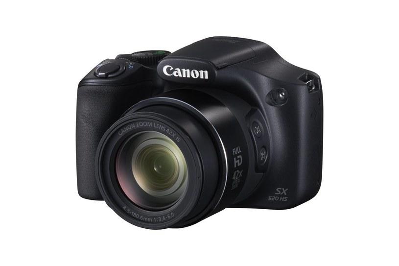 Canon PowerShot SX520 HS /materiały prasowe