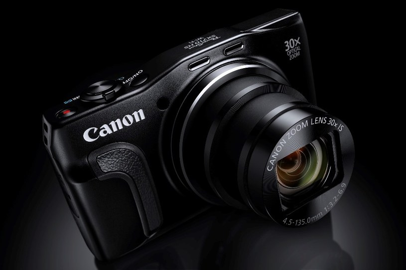 Canon PowerShot SX710 HS /materiały prasowe