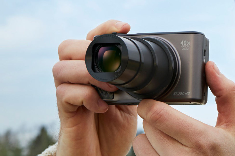 Canon PowerShot SX730 HS /materiały prasowe