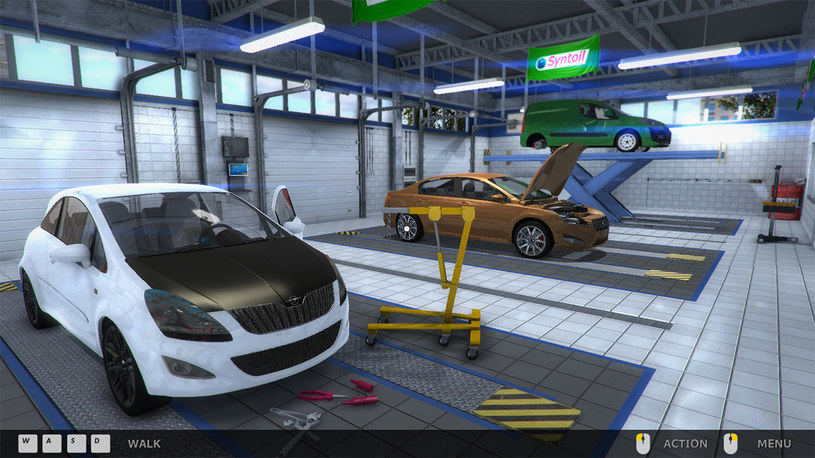 Car Mechanic Simulator 2014 /materiały prasowe
