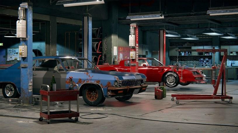 Car Mechanic Simulator 2018 /materiały prasowe