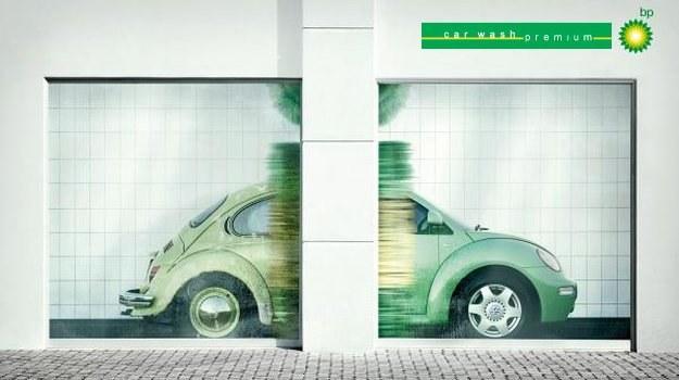 Car Wash Premium - nowa technologia mycia na myjniach automatycznych BP /BP