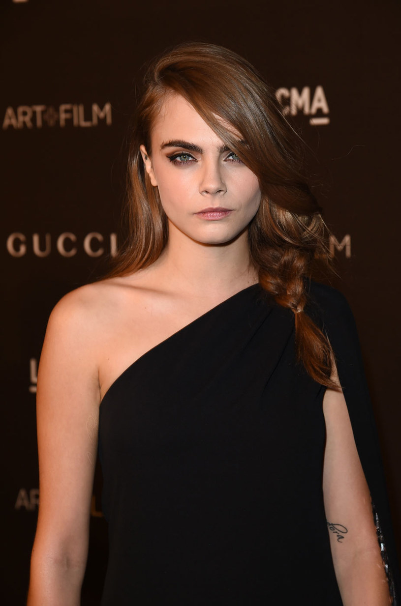 Cara Delevingne /Getty Images/Flash Press Media