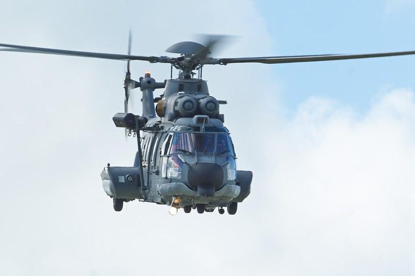 Caracal ma zostać podstawowym ciężkim śmigłowcem transportowym Wojska Polskiego /East News