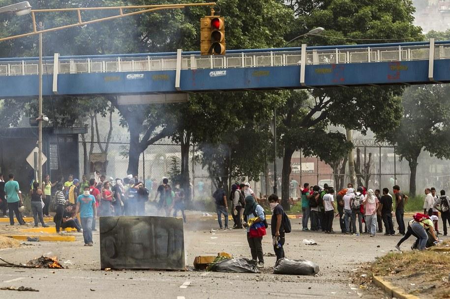 Caracas stolica Wenezueli /Miguel Gutierrez /PAP/EPA