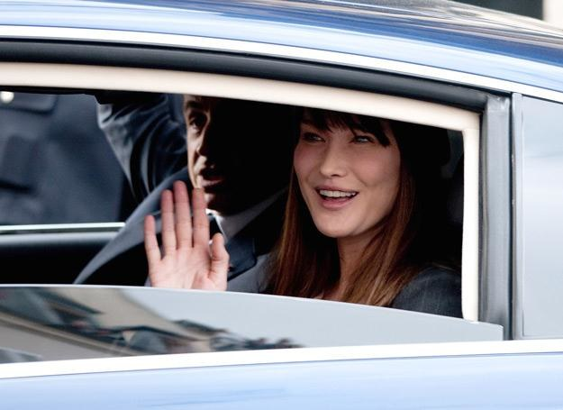 Carla Bruni /Getty Images