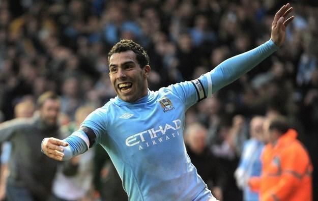 Carlos Tevez to jedna z największych gwiazd argentyńskiego futbolu /AFP