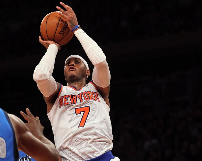 Carmelo Anthony /AFP