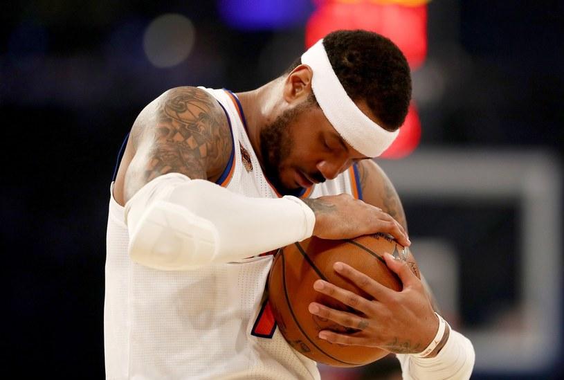 Carmelo Anthony /AFP