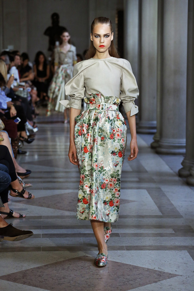 Carolina Herrera /East News/ Zeppelin