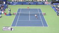 Caroline Wozniacki - Anastazja Pawliuczenkowa 6:0, 7:5 w finale w Tokio. Wideo