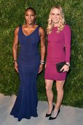 Caroline Wozniacki i Serena Williams