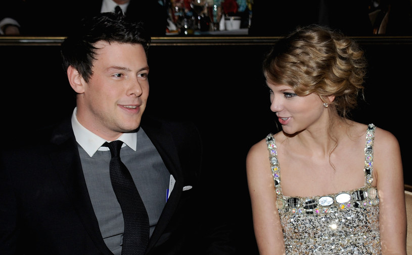 Cary Monteith i Taylor Swift /Getty Images