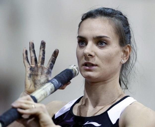 Caryca Tyczki, Jelena Isinbajewa /AFP