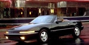 Cascada to pierwszy kabriolet Buicka od 25 lat. Ostatnim z nich był model Reatta z 1991 roku. /Buick