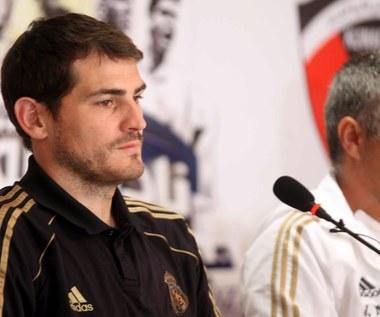 Casillas broni Mourinho wygwizdanego przez kibiców