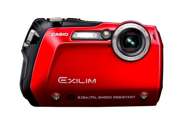 Casio Exilim G1 /materiały prasowe