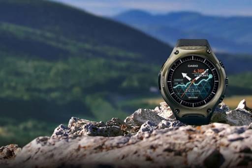 Casio Smart Outdoor Watch WSD-F10 /materiały prasowe