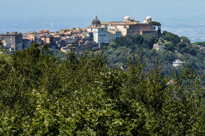 Castel Gandolfo /AFP