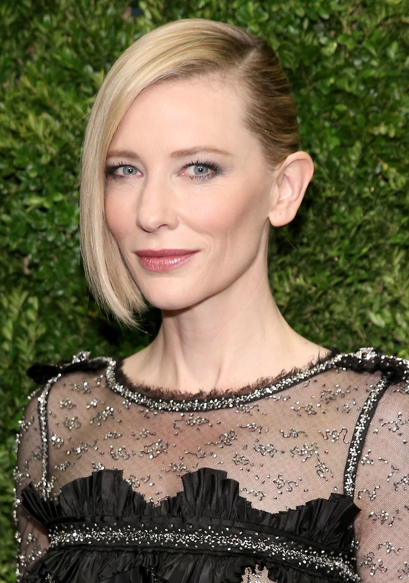 Cate Blanchett /Getty Images