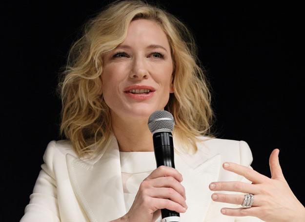 Cate Blanchett /REX/Shutterstock /East News