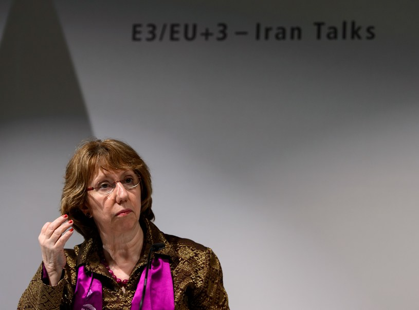 Catherine Ashton /AFP