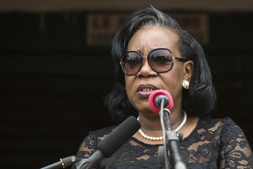 Catherine Samba-Panza /AFP